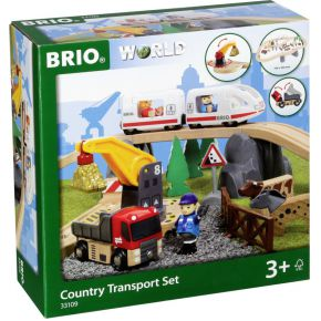 Image of Brio Bahn Country Transport Set
