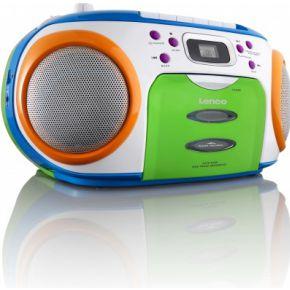 Lenco Rad-cd-mp3-cass  Scr970 Kids STUK