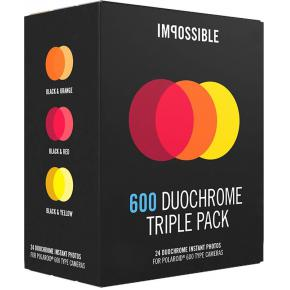 Image of 1x3 Impossible 600 Duochrome Triple Pack