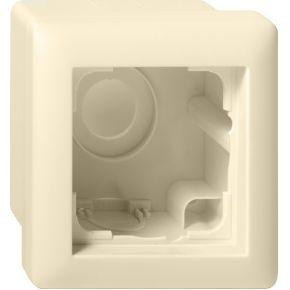 Image of 006101 - Surface mounted housing 1-gang 006101