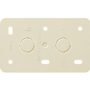 Image of 008213 - Base plate f. flush mounted installation 008213