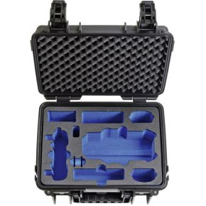 Image of B&W Copter Case Type 3000/B zwart met DJI Mavic Pro Inlay