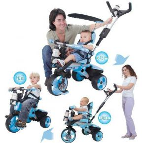 Image of Injusa Trike City Blauw