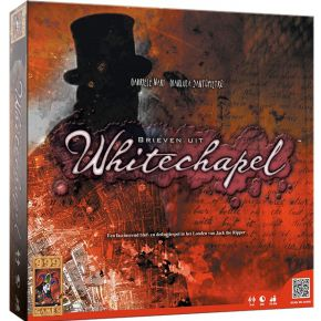 Image of 999 Games Brieven uit Whitechapel Deductie