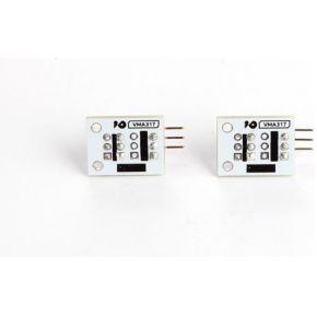 Image of Arduino® Compatibele 1838 Infrarode 37.9 Khz Ontvanger (2 St.)