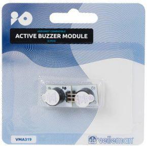 Image of Arduino® Compatibele Actieve Buzzermodule (2 St.)