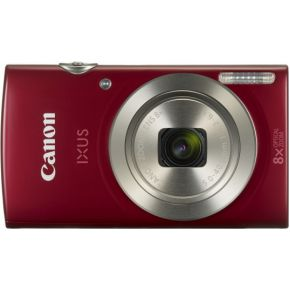 Image of Canon IXUS 185 rood Essential Kit