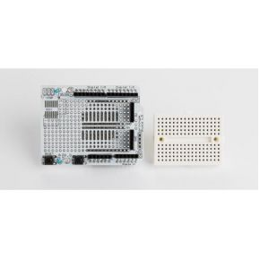 Image of Protoshield Prototyping Board Met Mini Breadboard Voor Arduino® Uno