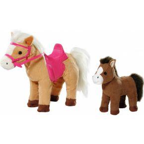 BABY born interactieve pony met veulen