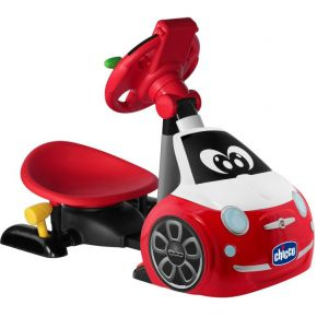 Image of Chicco Driver 500 Zwart, Rood, Wit