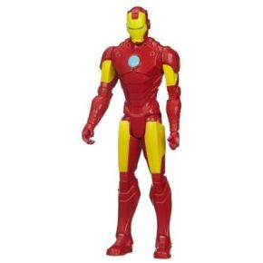 Image of Hasbro Marvel Avengers Titan Hero Series Iron Man