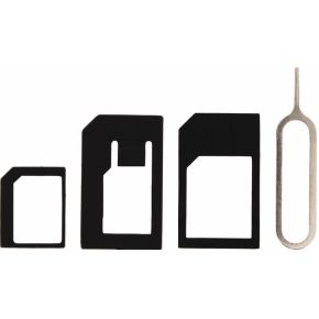 Mobilize 4-in-1 SIM Adapter Kit