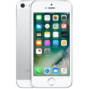 Renewd iPhone SE 64 GB Zilver (Refurbished)