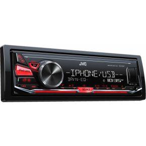 Image of JVC Autoradio enkel DIN 4 x 50 W USB, Audio, stereo (3.5 mm jackplug)