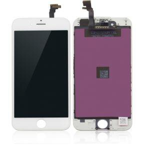 Image of MicroSpareparts Mobile MOBX-IPO6G-LCD-W Beeldscherm mobiele telefoon onderdeel