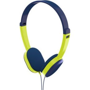 Hama On-ear-stereo-koptelefoon Kids , blauw-groen » «