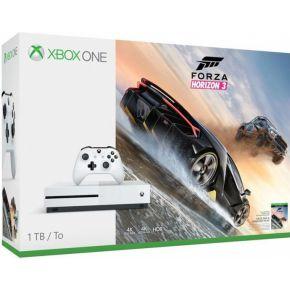 Microsoft Xbox One S + Forza Horizon 3 1000GB Wi-Fi Wit