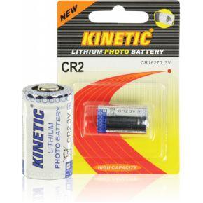 Kinetic Cr2 Cr2 Lithium Foto Batterij 3 V 600 Mah 1-blister