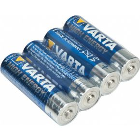 Varta 4906-tr Batterij Alkaline Aa-lr6 1.5 V High Energy On Tray
