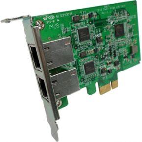 QNAP LAN-1G2T-I210 Intern Ethernet 1000Mbit-s netwerkkaart & -adapter