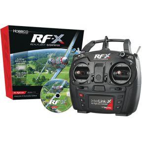 RealFlight Flight Simulator RF-X met Interlink-X controller
