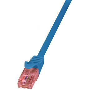 LogiLink Netwerk Aansluitkabel CAT 6A S-FTP 3 m Grijs