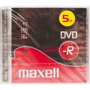 Image of DVD 4.7 GB 5 St