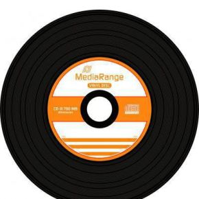 Image of MediaRange CD-R 700MB