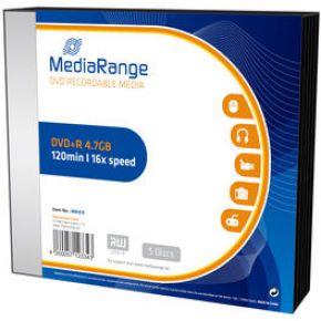 Image of MediaRange MR419 (her)schrijfbare DVD's