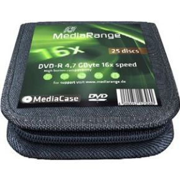 Image of MediaRange MR427 (her)schrijfbare DVD's