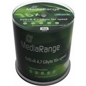 Image of MediaRange MR443 (her)schrijfbare DVD's
