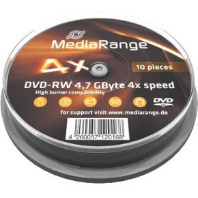 Image of MediaRange MR450 (her)schrijfbare DVD's