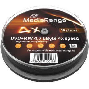 Image of MediaRange MR451 (her)schrijfbare DVD's