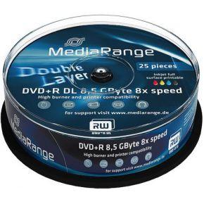 Image of MediaRange MR474 (her)schrijfbare DVD's