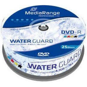 Image of MediaRange MRPL612 (her)schrijfbare DVD's