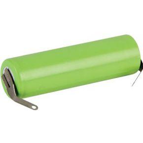 Image of Ni-mh Batterij 1.2v-2000mah Met Soldeerlippen (bulk)