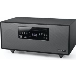 Muse M-690 BTC Design bluetooth micro-set met radio en CD-speler