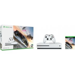 Microsoft Xbox One S Forza Horizon 3 Bundle 500GB 500GB Wi-Fi Wit