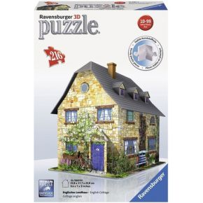 Ravensburger English Cottage 3D puzzel (216 stukjes)
