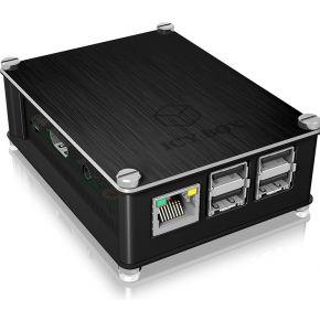 ICY BOX IB-RP102 Aluminium elektrakast