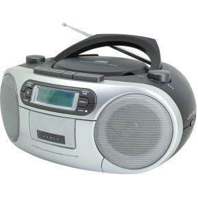 Image of DAB+ CD-radio SoundMaster SCD7900 AUX, CD, DAB+, Cassette, FM, USB Zwart