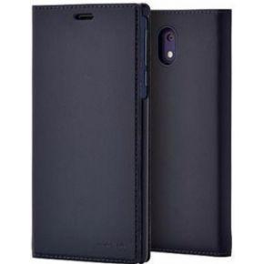 NOKIA Slim Flip Case voor Nokia 3 Blauw