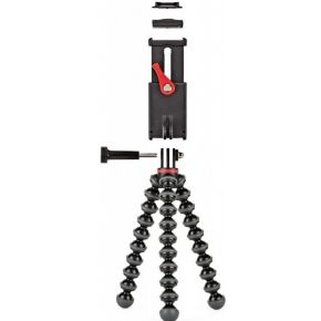 Joby GripTight GorillaPod Action Kit Zwart-Grijs