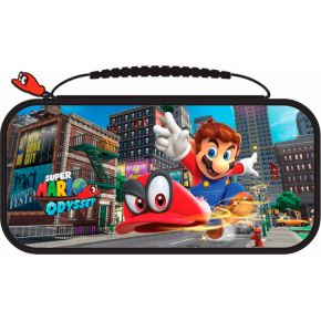 Bigben Connected Officiële Nintendo Switch travelcase met Super Mario Odyssey
