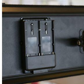 Falcon Eyes Batterij Adapter AD-PS1 V-Mount naar F-Mount