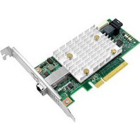 Adaptec 2100-4i4e Single Intern SAS, SATA interfacekaart--adapter