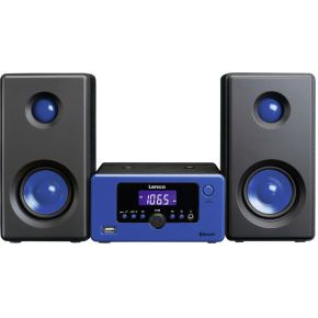 Lenco MC-020 blau