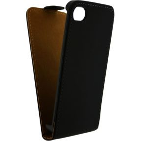 Mobilize Ultra Slim Flip Case Apple iPhone 4-4S Black