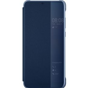 Huawei P20 Pro Smart View Flip Cover Blauw