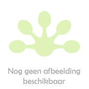Jack stereo audio verdeelkabel 3,5 mm mannelijk 2x RCA vrouwelijk 0,20 m zwart